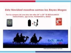 Ofertas y promociones Eventos y salidas Oferta Navidad bicis niño 24″ 20″
