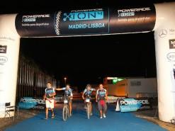 Eventos y salidas Eventos Crónica de la POWERADE ION4 Madrid-Lisboa